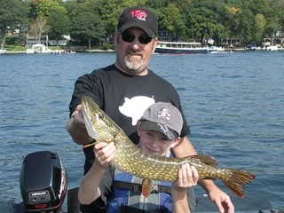 Northern Pike Fishing ONLY on HawgNSons TV!