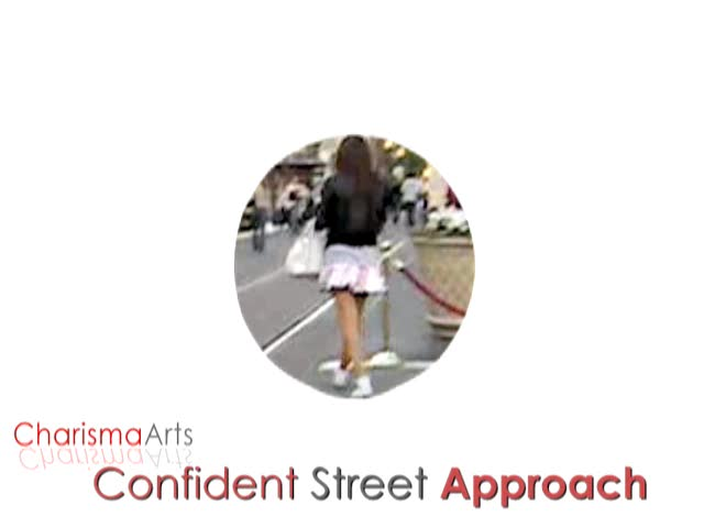 Charisma Arts Los Angeles Instructor: dR-Street Approach