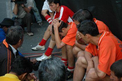 Kicking It - 2006 Homeless World Cup
