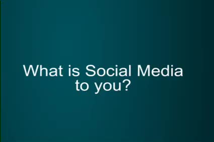 30THREADS ask who and what is Social Media?