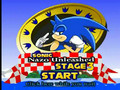 Sonic: Nazo Unleashed Stage 3