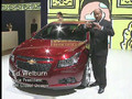 All-New Chevrolet Cruze Debuts in Paris