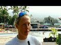 Interview mit Sandra Wallenhorst, mit Weltbestzeit als Rookie nach Kona. (Ironman Hawaii 2008)