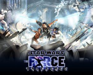 Star Wars TFU Gameplay