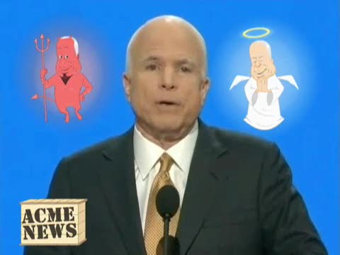 """The Two McCains Episode 1 """"Our Healthcare Plan"""""""