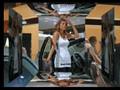 les hotesses du mondial de l'auto 2008