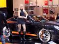 Essen Motor Show 2007: Girls