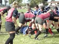 Ruck example in ORSU game