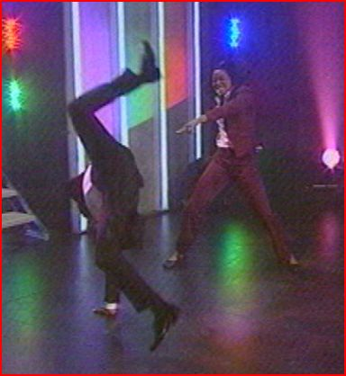 MadTv-Obama/Michelle hiphop dance