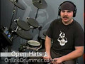 Drum Lesson: Learning To Read: Basic Drum Set Music 2 - Open Hi Hat