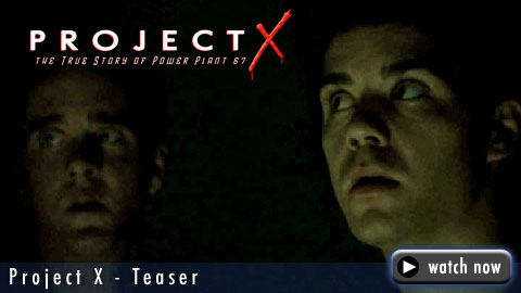 Project X - Teaser