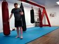 Donnie B. - Old Style Muay Thai Round Kick