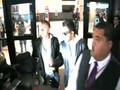 Peter Andre Arrives At LAX