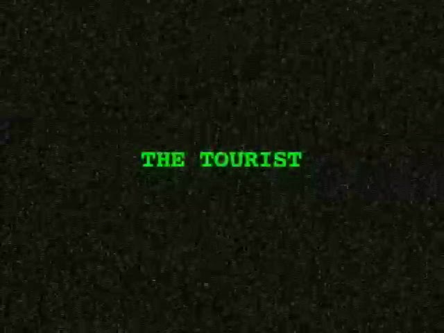 The Tourist Episode 2 iNeed