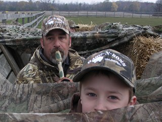 Goose Hunt November 2 2008 ONLY on HawgNSons TV!