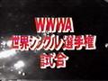 AJW Manami Toyota vs Aja Kong