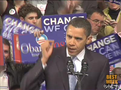 WE ARE THE CHAMPIONS + PRESIDENT BARACK OBAMA
