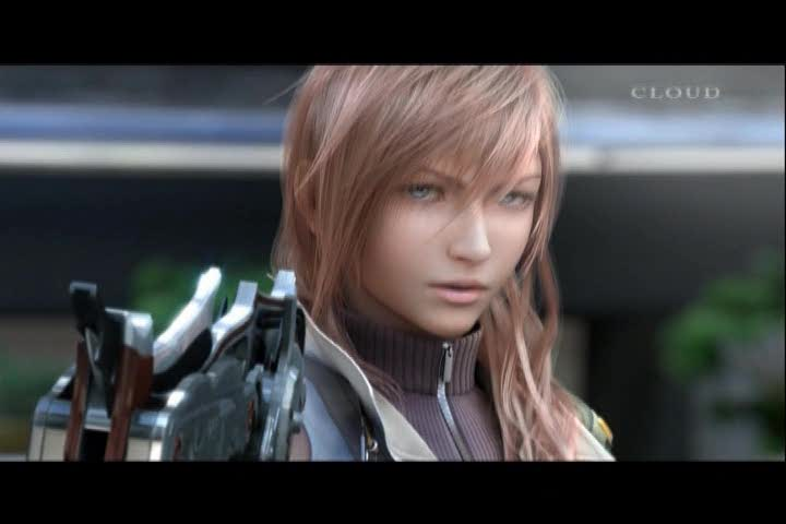 Final Fantasy XIII extended trailer