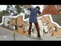 Skateboard - Chad Wilson - September 2007
