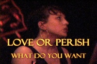 Love Or Perish - What Do You Want