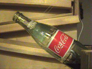Soda Poruing Rube Goldberg Device