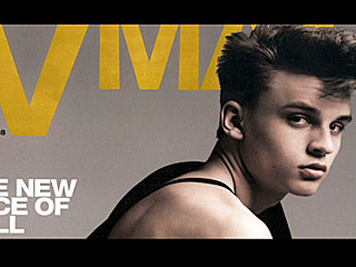 BE ON THE COVER OF VMAN