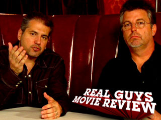 Introducing the Real Guys Movie Review with AJ Benza and Neal Gumpel