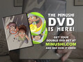Minushi DVD Announcement