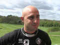 Massimo Maccarone post Steau match