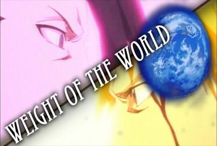 Bleach - Weight of the World