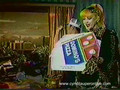 Commercial - Japan - Cyndi Lauper - Domino Pizza