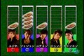 Tohoshinki Channel A - Takoyaki King Challenge