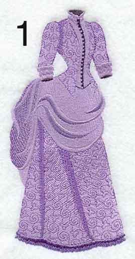 Jane Austen`s dresses Ep1