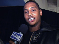 Carmelo Anthony Dishes on Allen Iverson