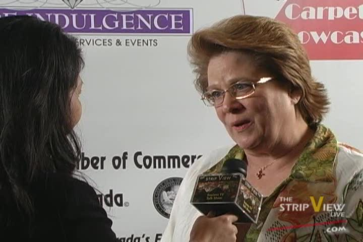 Dianne Steel - WCCNV Athena Awards - Vegas Red Carpet