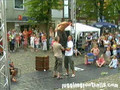Victor Rubilar has been touring the streets of Europe presenting his comedy show. Check out this skills!