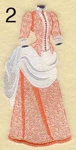 Jane Austen`s dresses Ep2