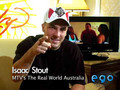 Isaac Stout from MTV's Real World Australia