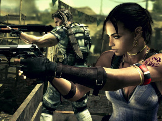 Resident Evil 5 Demo XBL