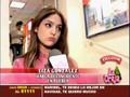 Eiza habla de su incidente en Puebla