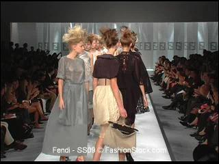 Fendi - Milan SS09