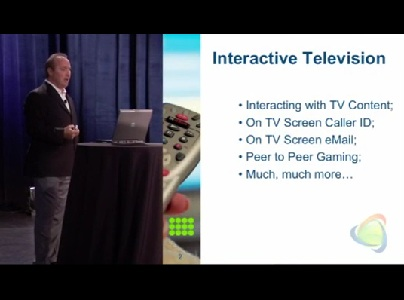 Television 2.0, Greg O'Brien, Comcast