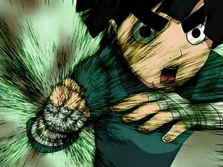 Rock Lee Vs Bleach