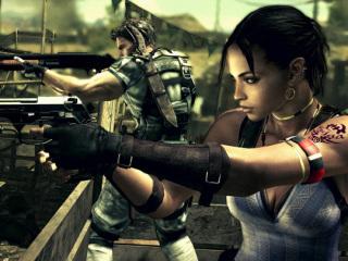 Resident Evil 5 Demo HQ