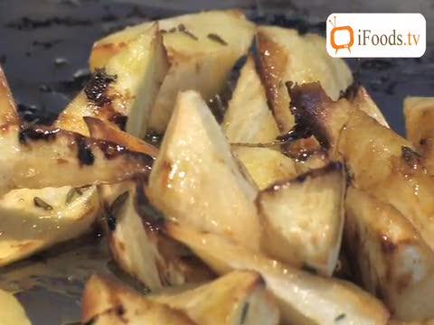 Christmas Roast Parsnip Recipe