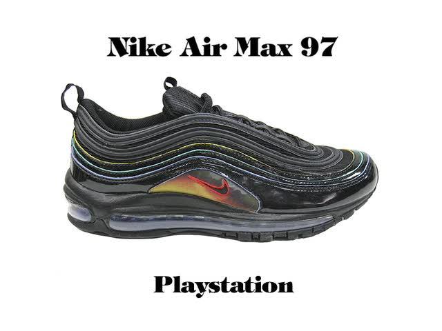 nike air max 97 playstation