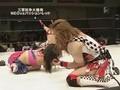 Yoshiko Tamura, Haruka Matsuo & Aya Yuki vs Kyoko Kimura, Atsuko Emoto & Tomoka Nakagawa vs Nanae Takahashi, NatsukiTaiyo & Kana