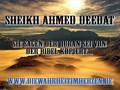 Ahmed Deedat - Sie sagen der Quran wäre kopiert..