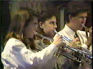 Liz Trumpet Perfomance High School