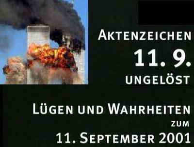 Aktenzeichen 11.9.2001-Ungelöst
